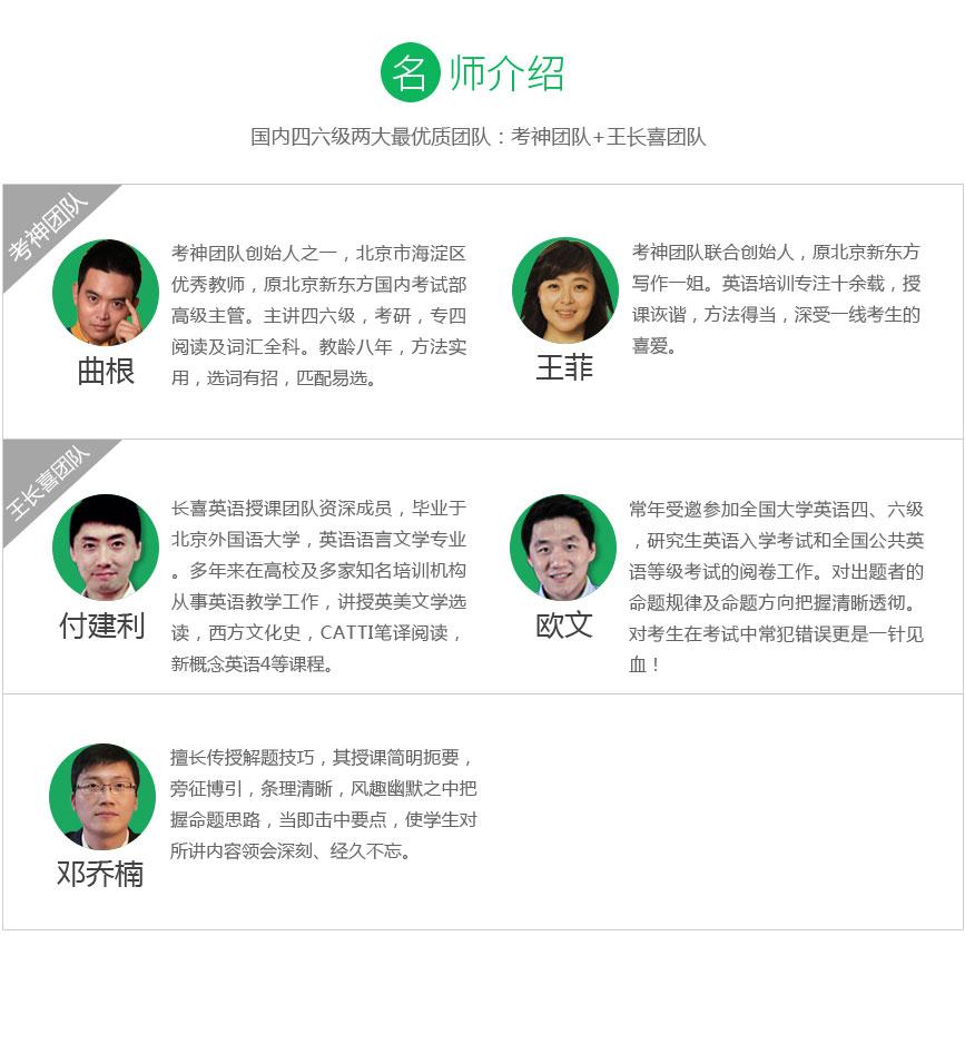 付建利 长喜英语授课团队资深成员,毕业于北京外国语大学,英语语言图片